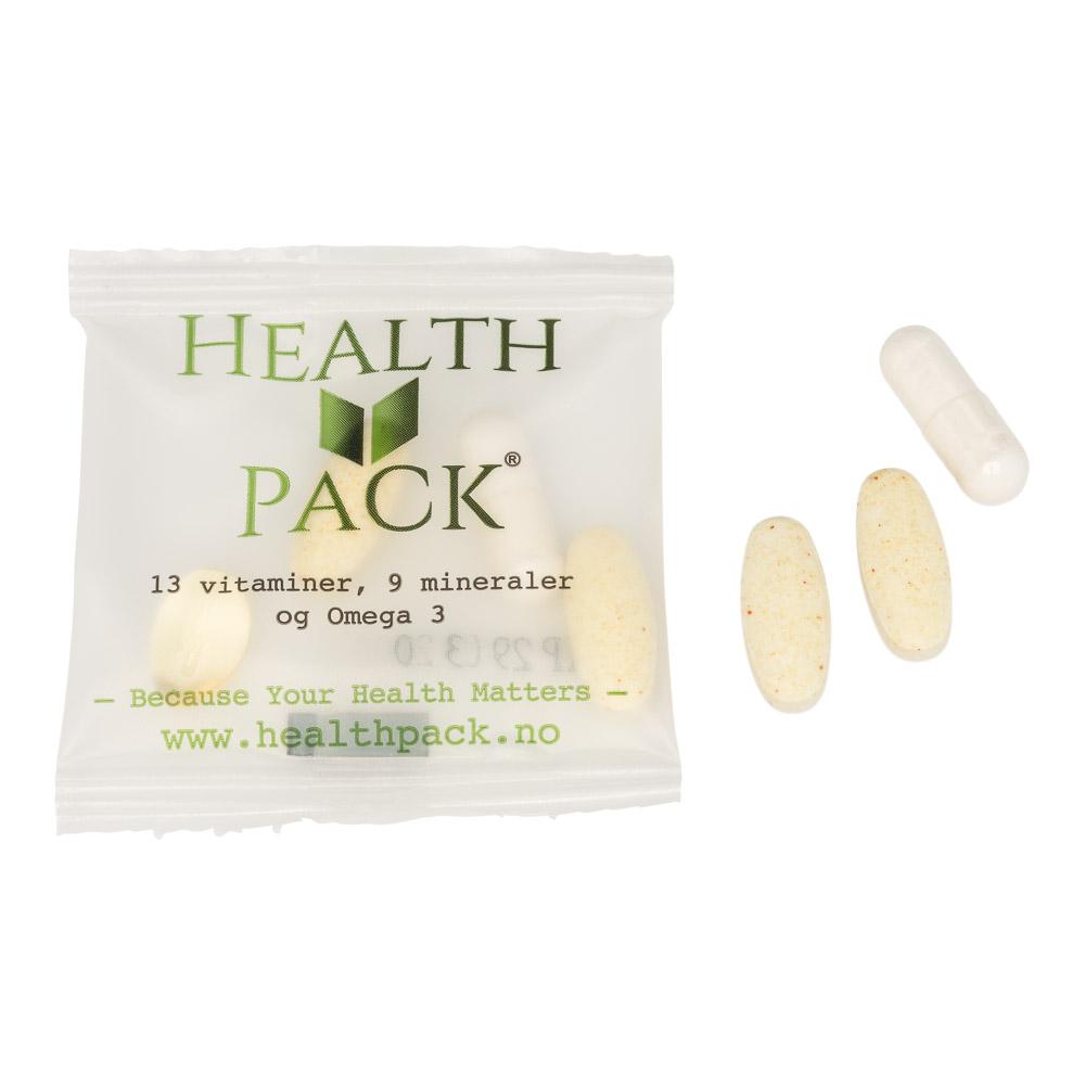 HealthPack Custom grunnpakke