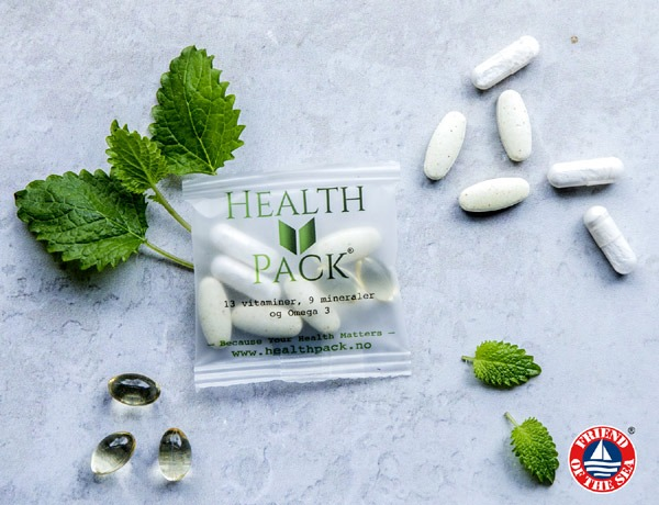 HealthPack daily package